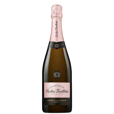 Nicolas Feuillatte Reserve Exclusive Rose NV