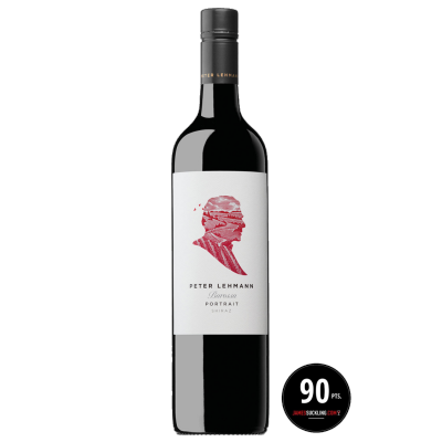 Peter Lehmann Portrait Shiraz 2017 (JS90)