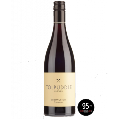 Tolpuddle Vineyard Pinot Noir 2018 (JS95)