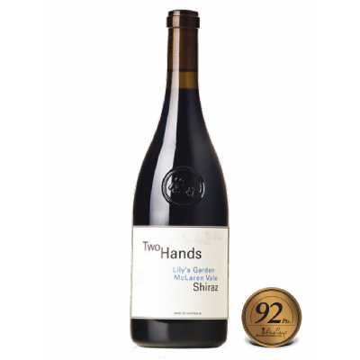 Two Hands Lily's Garden Shiraz 2017 (RP92)