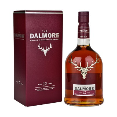 Dalmore 12years Single Malt Whisky