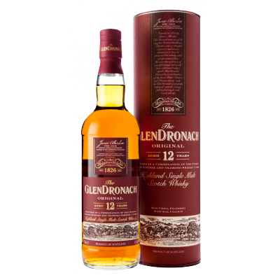 GlenDronach Original 12years Single Malt Whisky