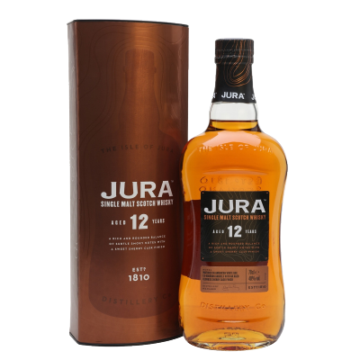 Jura 12years Single Malt Whisky
