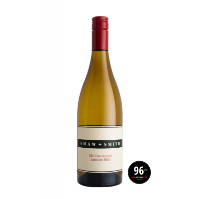 Shaw + Smith M3 Chardonnay 2018 (JS96)